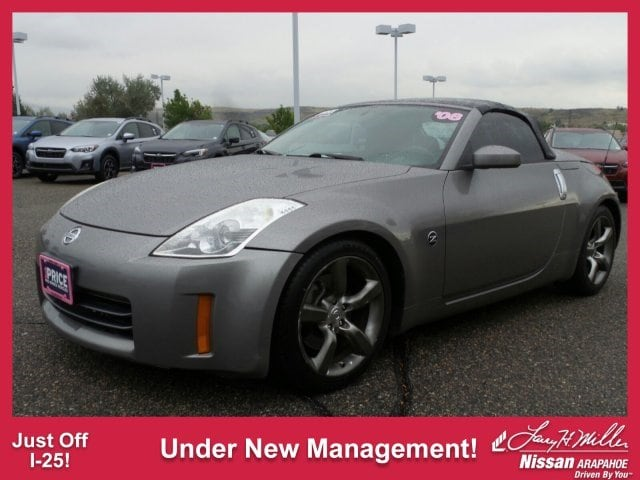 Photo Used 2008 Nissan 350Z Touring For Sale in Peoria, AZ  Serving Phoenix  JN1BZ36AX8M850788