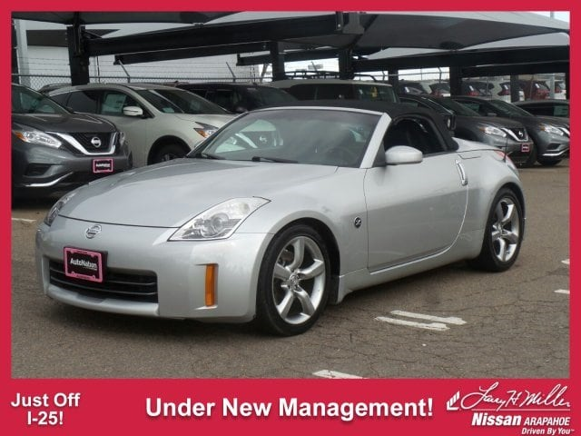 Photo Used 2007 Nissan 350Z Touring For Sale in Peoria, AZ  Serving Phoenix  JN1BZ36AX7M654493