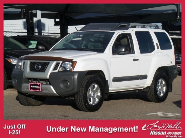Photo Used 2011 Nissan Xterra S For Sale in Peoria, AZ  Serving Phoenix  5N1AN0NW6BC516377