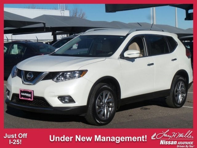 Photo Certified 2015 Nissan Rogue For Sale in Peoria, AZ  SUV  5N1AT2MV4FC814572