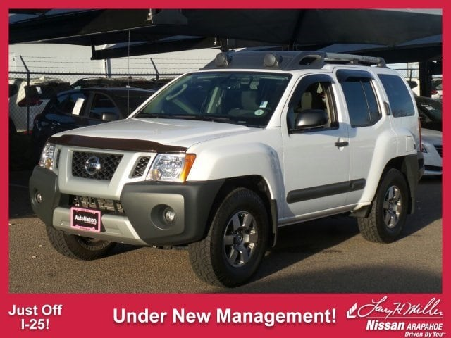 Photo Used 2012 Nissan Xterra PRO-4X 4x4 A5 For Sale in Peoria, AZ  Serving Phoenix  5N1AN0NW0CC522161