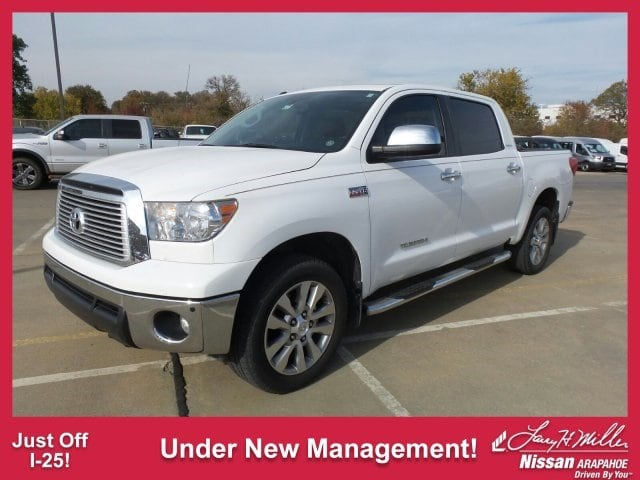 Photo Used 2013 Toyota Tundra Platinum V8 For Sale in Peoria, AZ  Serving Phoenix  5TFHW5F14DX277357