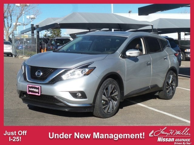 Photo Certified 2017 Nissan Murano For Sale in Peoria, AZ  SUV  5N1AZ2MH2HN100648