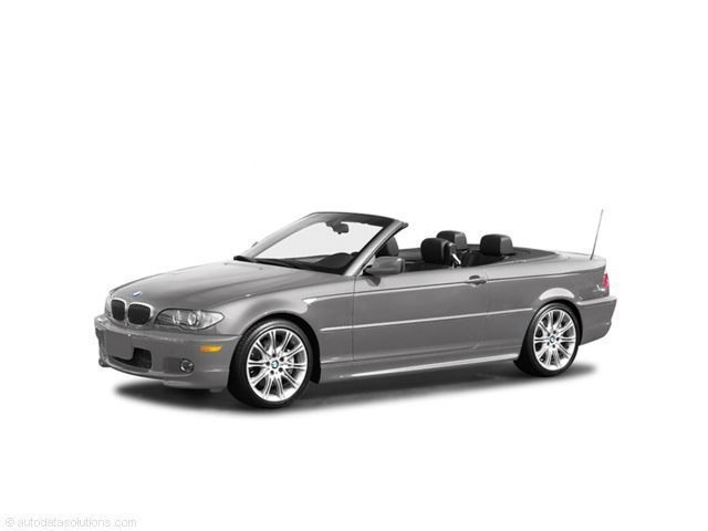 Photo Used 2005 BMW 330Ci Convertible in Fort Myers