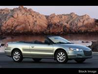 Pre-Owned 2004 Chrysler Sebring 2004 2dr Convertible Limited FWD Convertible