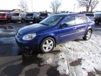 2007 Chevrolet Cobalt LTZ 4dr Sedan w/ Head Curtain Airbags