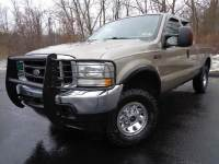 2004 Ford F-250 Super Duty 4X4 FX4 SuperCab DIESEL SHORT BED 136K