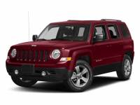 2017 Jeep Patriot Sport - Jeep dealer in Amarillo TX – Used Jeep dealership serving Dumas Lubbock Plainview Pampa TX