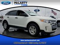 Pre-Owned 2011 FORD EDGE 4DR SE FWD Front Wheel Drive 4 Door SUV