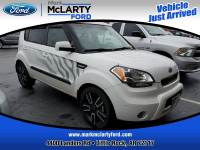 Pre-Owned 2011 KIA SOUL Front Wheel Drive Hatchback