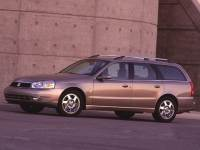 2003 Saturn L-Series Base Wagon Front-wheel Drive For Sale Serving Dallas Area
