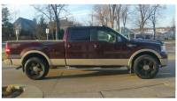 2008 Ford F-150 4x4 King Ranch 4dr SuperCrew Styleside 6.5 ft. SB