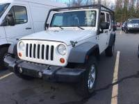 2007 Jeep Wrangler Unlimited X