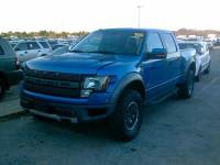 2011 Ford F-150 4x4 SVT Raptor 4dr SuperCrew Styleside 5.5 ft. SB