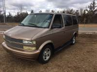 2003 Chevrolet Astro 3dr Extended Mini-Van