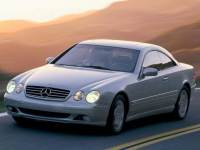 2001 Mercedes-Benz CL-Class CL 500 Coupe For Sale in Beaufort SC
