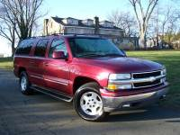 2004 Chevrolet Suburban 1500 4WD 4-Speed Automatic