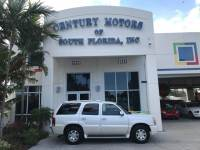 2005 Cadillac Escalade CarFax 1 Owner Heated Leather Tow