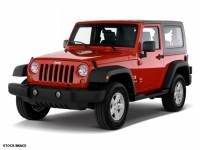 Pre-Owned 2007 Jeep Wrangler 4x4 X 2dr SUV 4WD