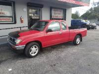 1996 Toyota Tacoma 2dr Extended Cab SB