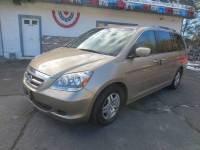2006 Honda Odyssey EX-L 4dr Mini-Van w/Navi and DVD