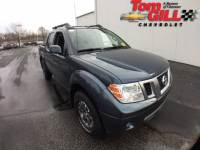 Pre-Owned 2014 Nissan Frontier PRO-4X 4WD Crew Cab Pickup
