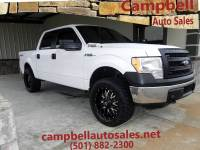 2014 Ford F-150 4x4 XLT 4dr SuperCrew Styleside 5.5 ft. SB