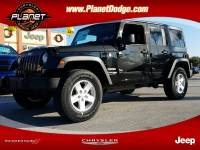 2018 Jeep Wrangler Unlimited 4x4 Sport 4dr SUV