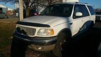 2002 Ford Expedition Eddie Bauer 2WD 4dr SUV
