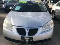 2008 Pontiac G6 4dr Sedan