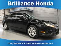 Pre-Owned 2010 Ford Fusion SE 4D Sedan