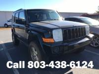 Pre-Owned 2006 Jeep Commander Base 4D Sport Utility 4WD
