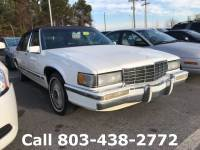 Pre-Owned 1993 Cadillac DeVille Base FWD 4D Sedan