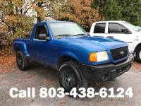 Pre-Owned 2002 Ford Ranger Edge 2D Standard Cab 4WD