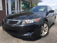 Pre-Owned 2009 Honda Accord EX-L FWD 2D Coupe