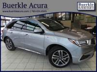 Certified Pre-Owned 2017 Acura MDX Sport Hybrid Sport Hybrid with Advance Pkg SUV in Minneapolis, MN