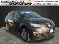 Certified Pre-Owned 2015 Chevrolet Traverse LT FWD LT 4dr SUV w/1LT