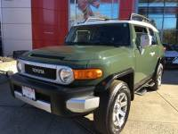 Used 2014 Toyota FJ Cruiser Base SUV For Sale in Wilton, CT