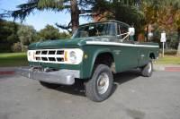 Pre-Owned 1968 Dodge Power Wagon Power Wagon Survivor 4x4 Manual