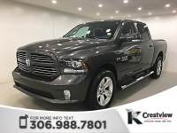 Pre-Owned 2014 Ram 1500 Sport Crew Cab | Leather | Sunroof | Navigation 4WD Crew Cab Pickup