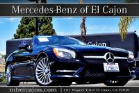 Certified Pre-Owned 2015 Mercedes-Benz SL-Class SL 400 Rear Wheel Drive COUP/RDST