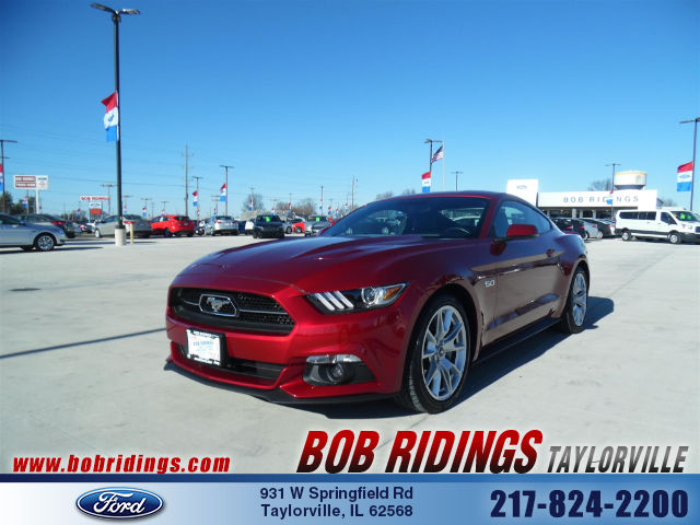Photo 2015 Ford Mustang GT Premium Coupe in Taylorville, IL