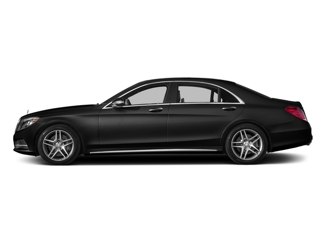 Photo Certified Pre-Owned 2015 Mercedes-Benz S-Class CERTIFIED 2015 MB S 550 w Distronic PLUS and Low Miles Rear Wheel Drive Sedan