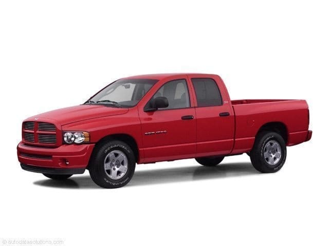 Photo Pre-Owned 2003 Dodge Ram 1500 Truck For Sale