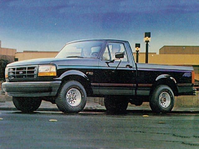 Photo Used 1993 Ford F-150 For Sale  Pulaski VA