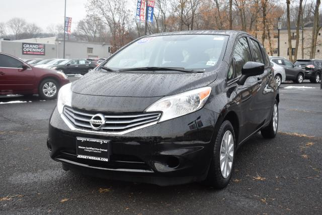 Photo Pre-Owned 2015 Nissan Versa Note S Plus Front Wheel Drive Hatchback