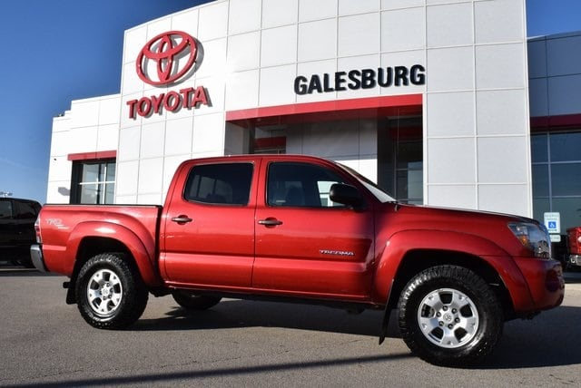 Photo 2010 Toyota Tacoma TRD Off-Road Truck Double Cab 4x4