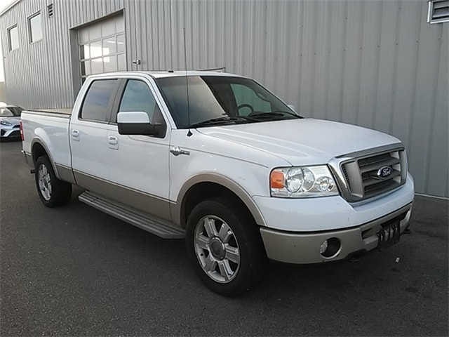 Photo 2007 Ford F-150 SuperCrew King Ranch Truck SuperCrew Cab 4x4