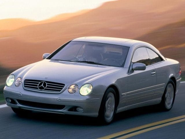 Photo 2001 Mercedes-Benz CL-Class CL 500 Coupe For Sale in Beaufort SC