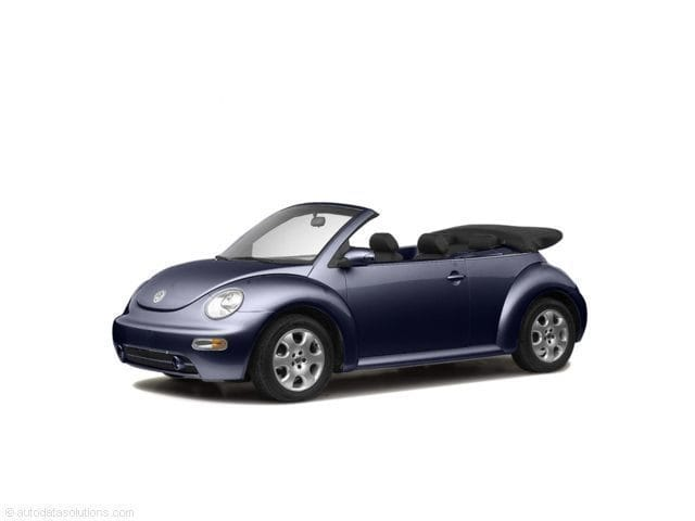 Photo Pre-Owned 2005 Volkswagen New Beetle Convertible GLS Convertible 4 in Fayetteville NC